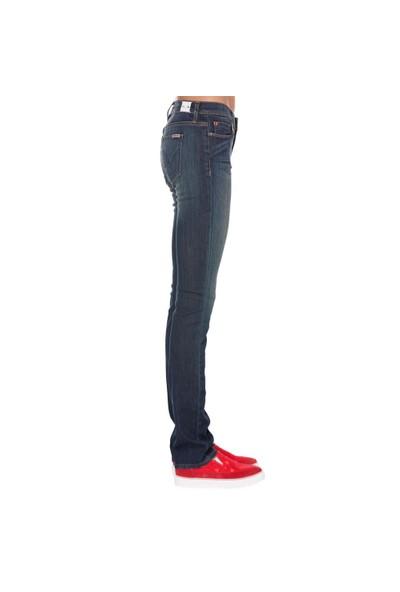 Hudson Tilda Midrise Straight Jean Pantolon