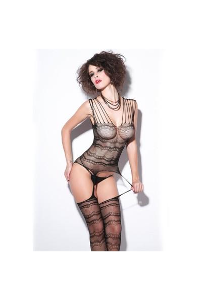 Intimo Kadın Vücut Çorabı