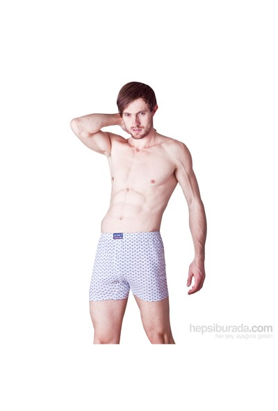 Dono Underwear 3'Lü Erkek Boxer