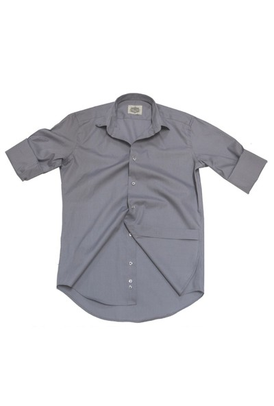 Homber Düz Renk Slim Fit Takım Elbise
