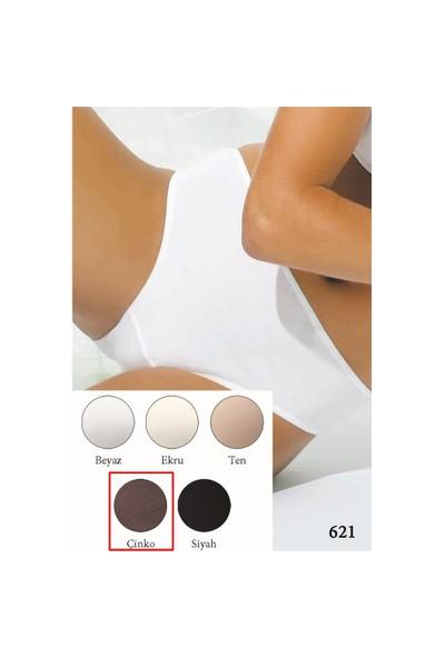 Magic Form 621 Geniş Kenarlı Penye Kumaşlı Normal Külot