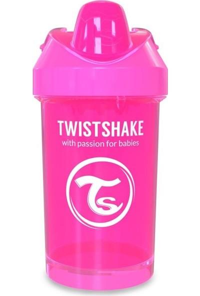 Twistshake Crawler Cup Suluk 300 Ml Pembe
