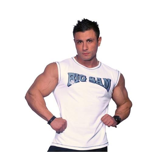 Big Sam Antrenman Atleti 2040