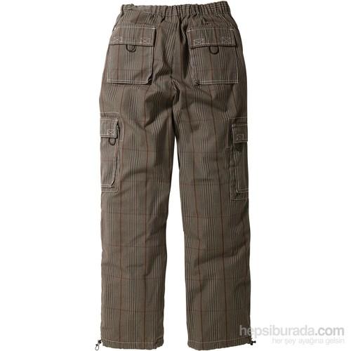 Bpc Bonprix Collection Kahverengi Pantolon Loose Fit Straight N-Beden 34-54 Beden