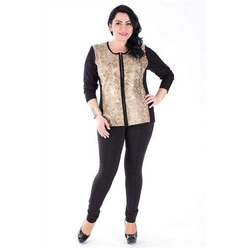 Tepa Siyah Dore Bluz 01000831