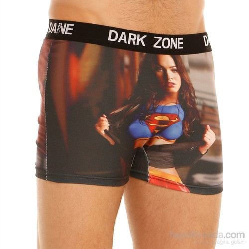 Darkzone 3D Boxer Süper Kız
