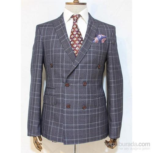 Victor Baron Yeni Sezon Kuruvaze Blazer Ceket