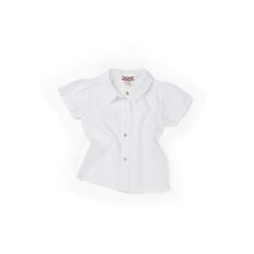 Zeyland Kız Çocuk Beyaz Gömlek - K-61KL5281
