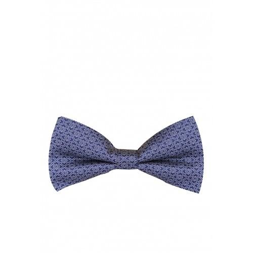 La Pescara Küçük Desen Mavi Papyon P199