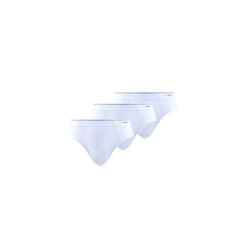 Blackspade Tender Cotton Erkek Slip Külot 3lü Paket 9672 Beyaz