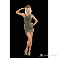 La Blinque Erotik Asker Kostüm