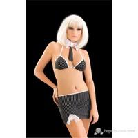 La Blinque Erotik Kostüm Mafya