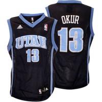 Adidas Efsane Mehmet Okur Utah Jazz Basketbol Forması