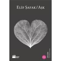Aşk (Özel Baskı -Gri Kapak) - Elif Şafak