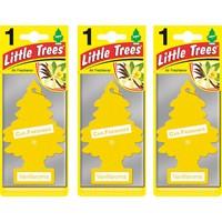 Car Freshener Little Trees Kağıt Koku Vanilya 3 adet