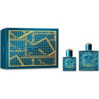 Versace Eros EDT 100 ml + 30 ml Erkek Parfüm Seti