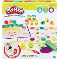 Play-Doh Harfleri Ve Kelimeleri Öğreniyorum