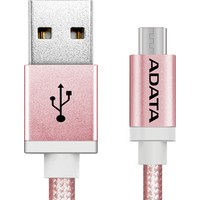 ADATA 1M Micro Usb Cable Rose Gold