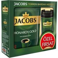 Jacobs Monarch 200 gr + Termos Bardak