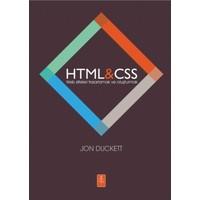 Html & Css Web Siteleri Tasarlamak Ve Oluşturmak:Html & Css Design And Build Websites