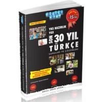 Akıllı Adam Yks Son 30 Yıl Türkçe Soruları Ve Çözümleri
