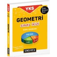 Şenol Hoca Yks-Tyt Geometri Sınav İkizi Soru Bankası