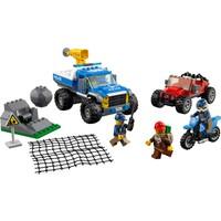 LEGO City 60172 Toprak Yol Takibi