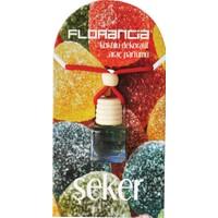 Florancia Şeker Dekoratif İpli Oto Parfümü 8 ml