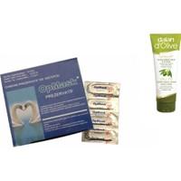 Opmask Extra İnce Prezervatif 100 Adet +Bakım Kremi