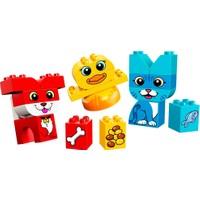 LEGO DUPLO 10858 İlk Evcil Hayvanlarım