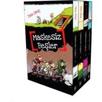 Maskesiz Beşler Serisi :Kutulu Set (4 Kitap)
