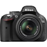 Nikon D5200 + 18-55 mm Kit Fotoğraf Makinesi