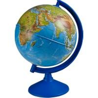 Gürbüz Işıksız Dünya Küresi Fiziki 26 cm
