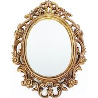 Nill Dünyası Eskitme Dekoratif Ayna