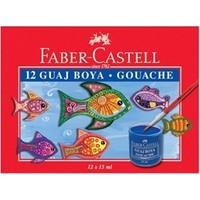 Faber Castell 12 Guaj Boya