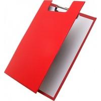 Bafix Sekreterlik A4 Kapaklı Kırmızı