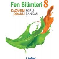 Tudem Yayınları 8. Sınıf Fen Bilimleri Kazanım Odaklı Soru Bankası