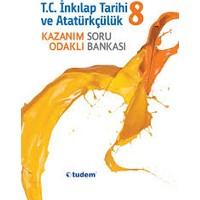 Tudem Yayınları 8. Sınıf İnkılap Tarihi Kazanım Odaklı Soru Bankası