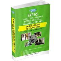 Akıllı Adam Ekpss Hazırlık Kitabı-Sadece Lisans Adayları İçin