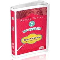 Editör 7. Sınıf Vip English Konu Anlatımlı