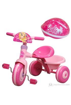 Furkan Sindy 3 Tekerlekli Bisiklet & Barbie Kask2