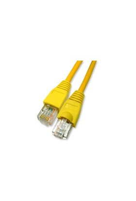 Codegen CAT-5E UTP 1Mt Sarı Patch Kablo