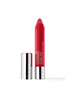 Clinique Chubby Stick Moisturizing Ruj Ruj Renk: Two Ton Tomato