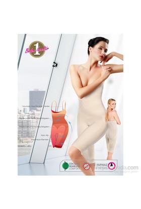 Pierre Cardin Seamless Body Korse Kadın Ten