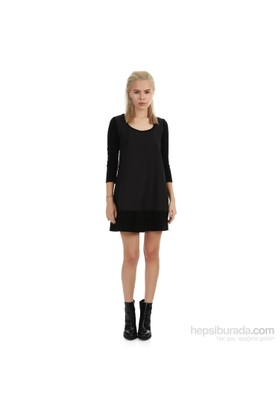Demoda Siyah Elbise