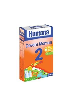 Humana 2 Prebiyotikli Devam Maması 300 Gr