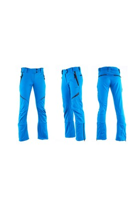 Exuma Kadın Softshell Kayak Pantolon 262305 Mavi