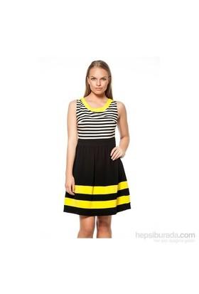 Jus De Pommes Kadın Elbise Sarı