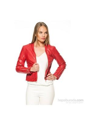 Jus De Pommes Kadın Ceket Kırmızı