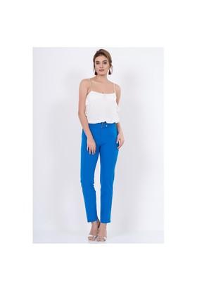 İroni İroni Dar Paça Mavi Pantolon 1586-891M